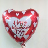 Happy Valentines Day Balloon